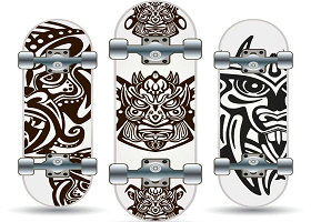 滑板品牌,男生女生滑板品牌哪个牌子好